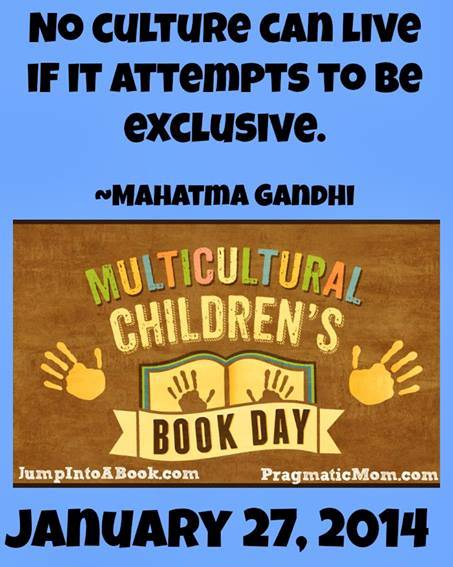 Multicultural Book Day