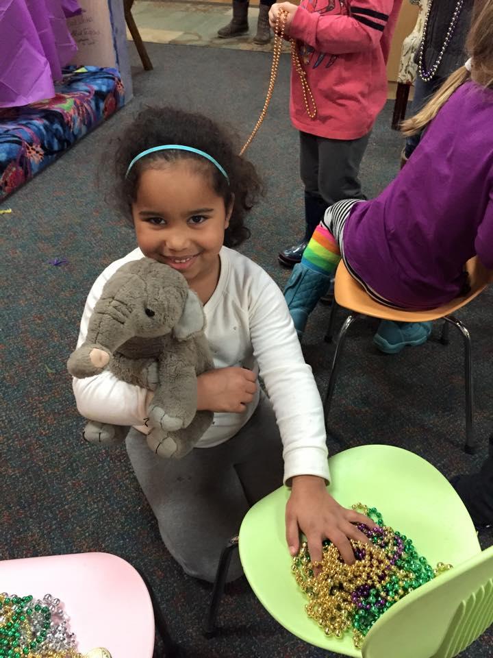 Leilah beads